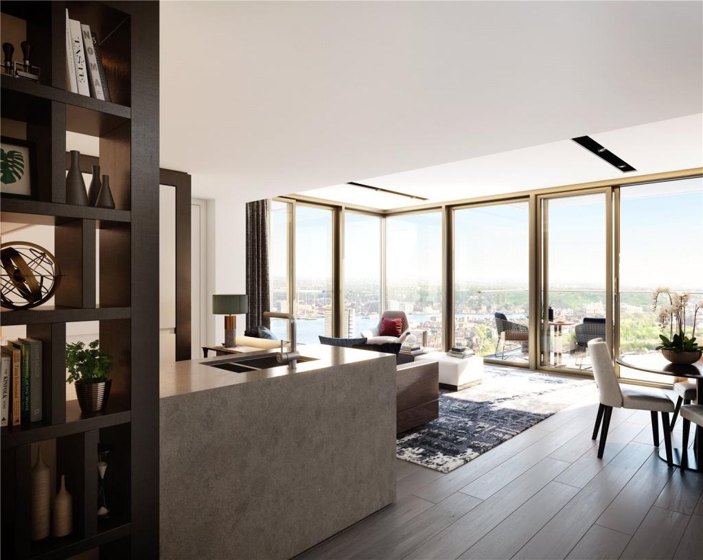Canary Wharf,One Park Drive,Herzog and de Meuron,Lounge