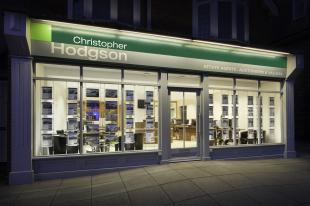 Christopher Hodgson, Whitstablebranch details