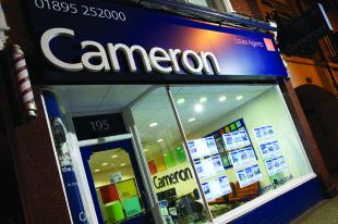 Cameron Estate Agents, Uxbridgebranch details
