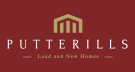 Putterills, Land & New Homes logo