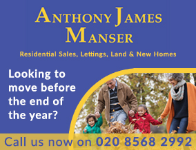 Get brand editions for Anthony James Manser, Isleworth