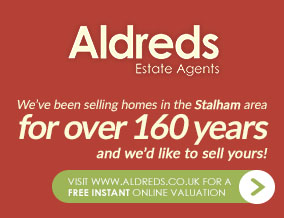 Get brand editions for Aldreds, Stalham