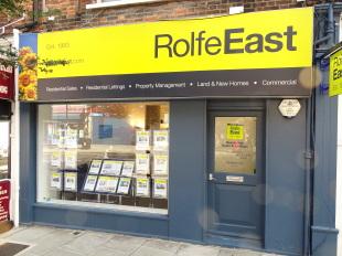 Rolfe East, Northfield, Londonbranch details
