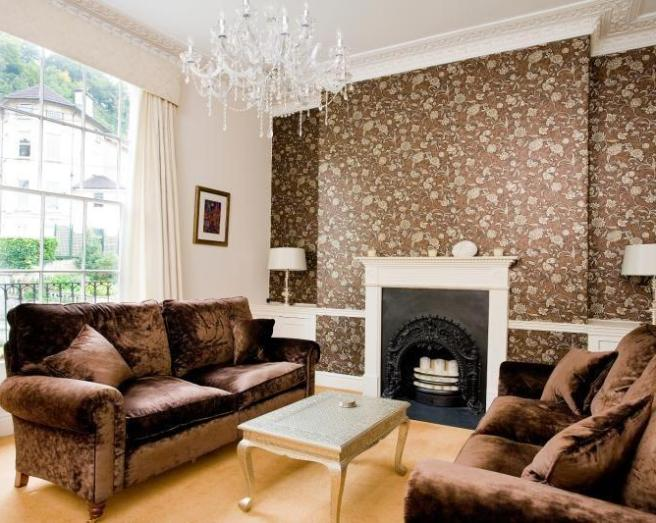 Click to see a larger image - Feature wall ideas for living room ...