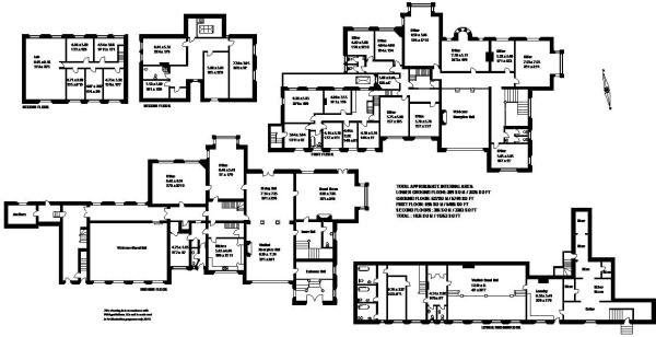 Hatfield House Floor Plan House Design Plans