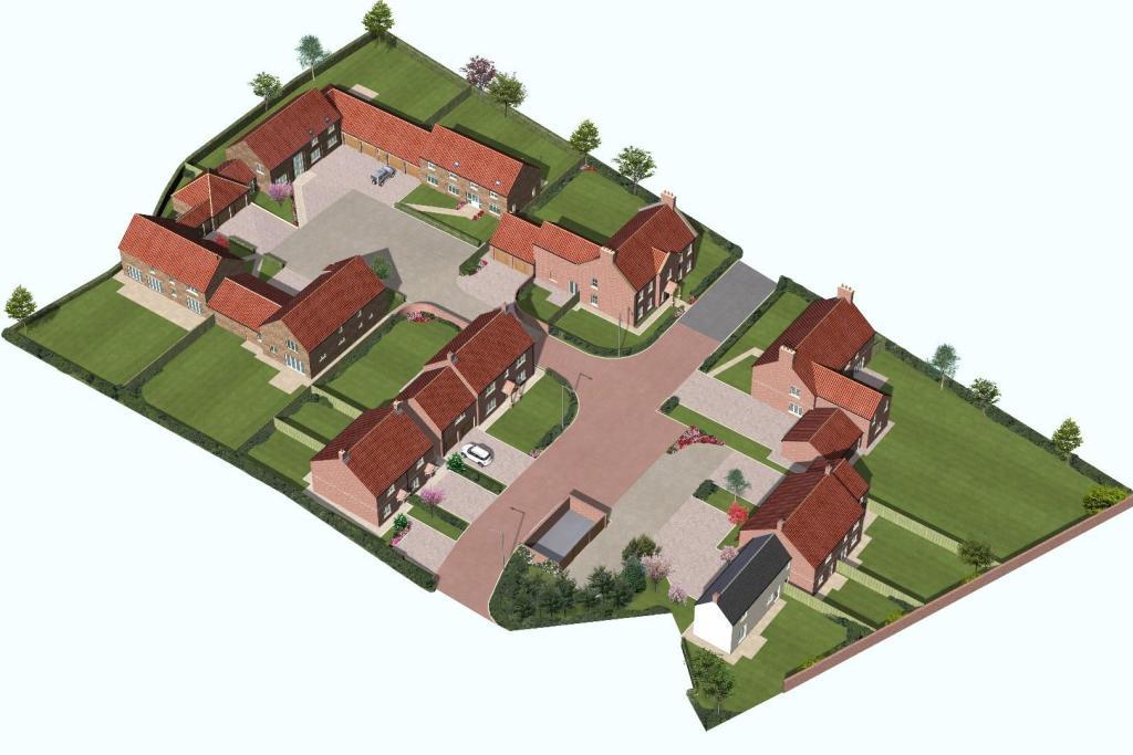 Daniel Gath Homes,PLAN