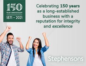 Get brand editions for Stephensons, Boroughbridge