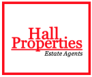 Hall Properties, Darlington branch logo