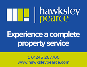 Get brand editions for Hawksley Pearce, Chelmsford