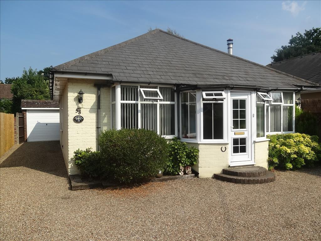 detached garage ideas - 3 bedroom detached bungalow for sale in Valebridge Road