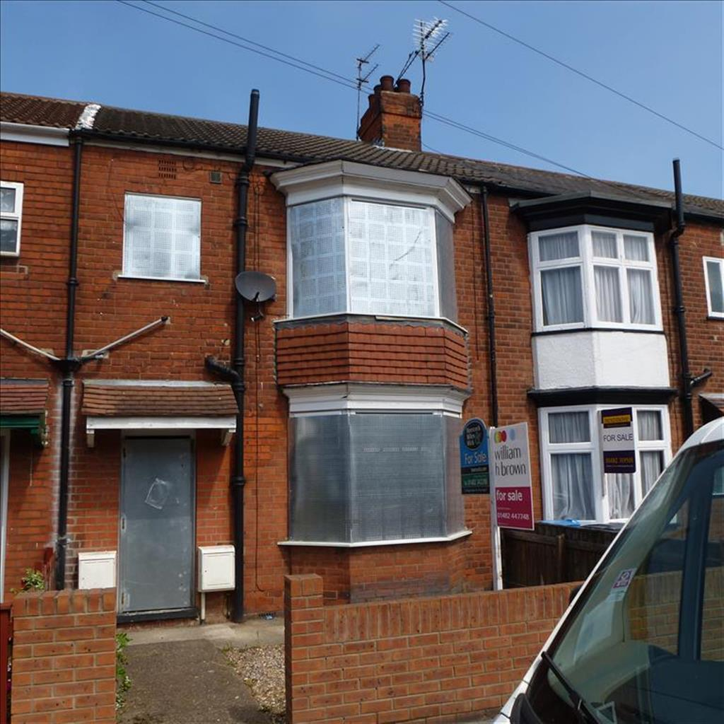 3 Bedroom Terraced House For Sale In Lambert Street, Hull, HU5