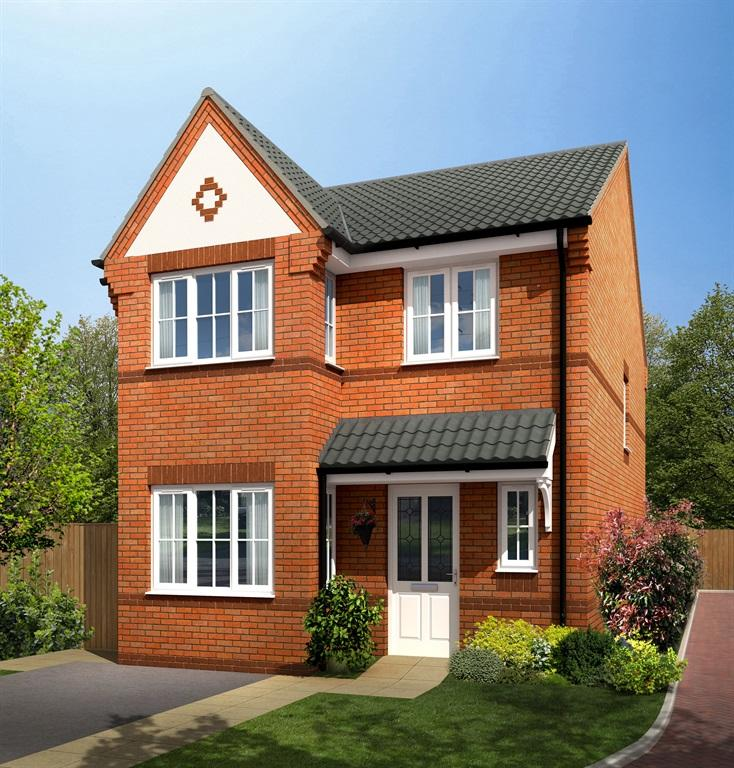 4 Bedroom Detached House For Sale In Plot 2 The Kempsey