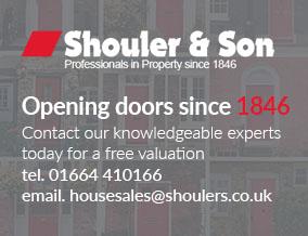 Get brand editions for Shouler & Son, Melton Mowbray
