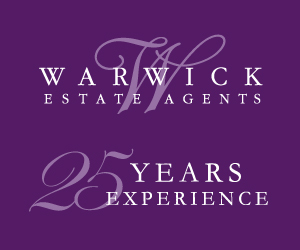 Warwick Estate Agents, Londonbranch details