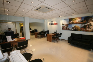 Keith Ian Lettings, Cheshunt branch details