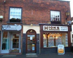 Hicks Estate Agents, West Mallingbranch details