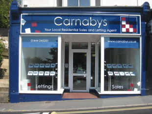 Carnabys Independent Estate Agents, Burgess Hillbranch details