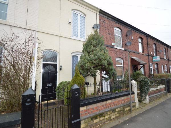 Garden Centre: 2 Bedroom Terraced House For Sale In Parr Lane, Unsworth