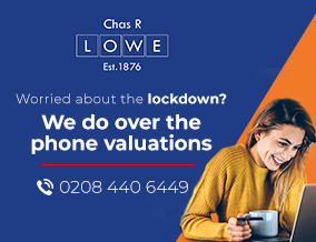 Get brand editions for Chas R Lowe Estates, East Barnet