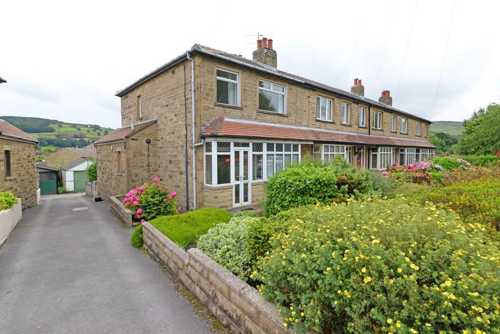 Yorkshire Terrace: 3 Bedroom End Of Terrace House To Rent In Colne Road