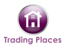 Trading Places, Whitley Bay branch logo