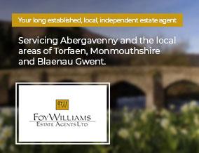 Get brand editions for FoyWilliams, Abergavenny