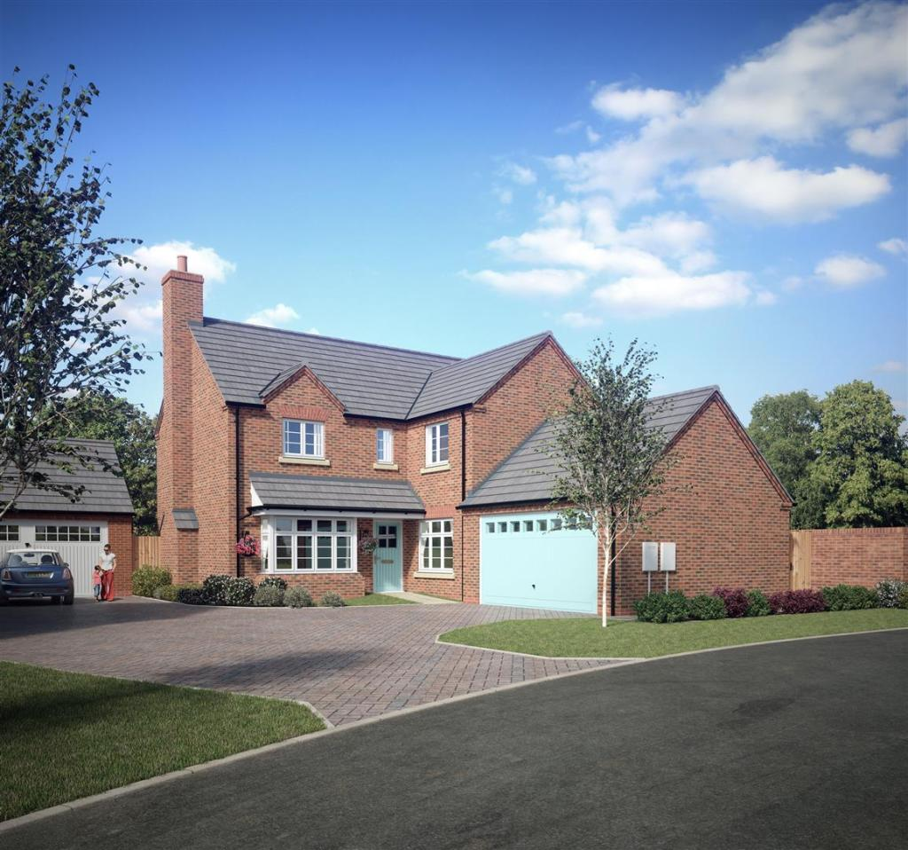 4 Bedroom Detached House For Sale 44266911: 4 Bedroom Detached House For Sale In Church Aston, Newport