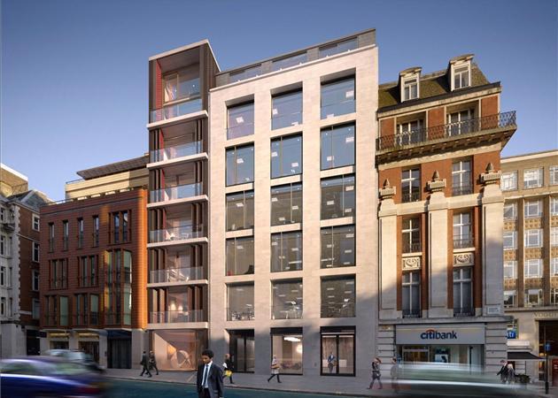 Hanover Street London Restaurants