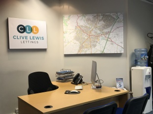 Clive Lewis Lettings, Fromebranch details