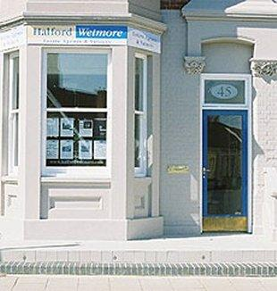 Halford Wetmore , Southwold branch details