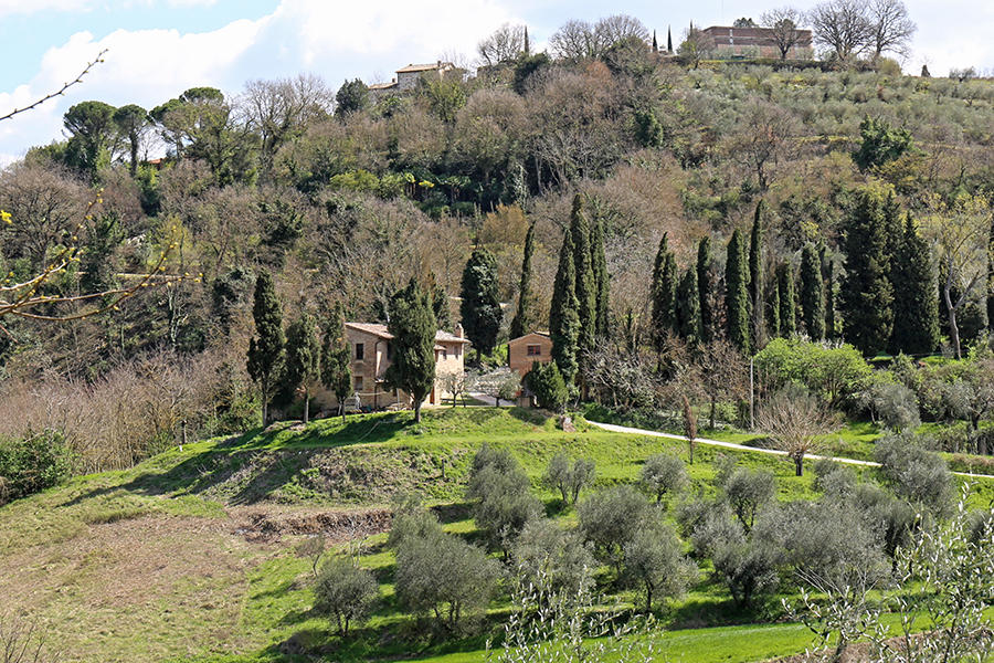 Farm House in Chiusi, Siena, Tuscany