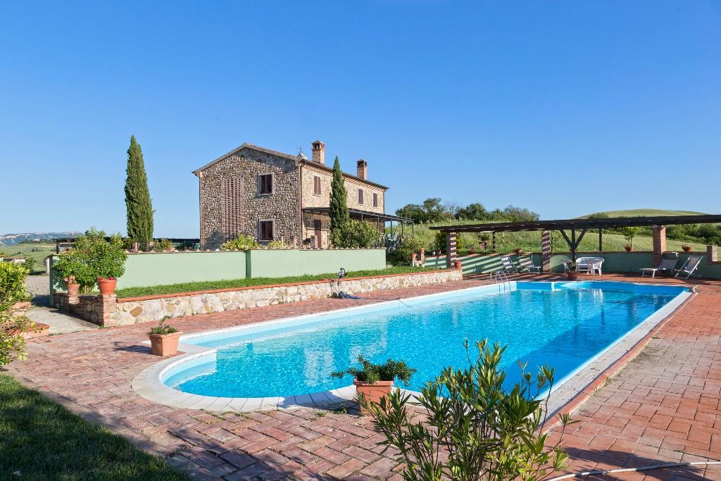 Guest House in Lajatico, Pisa, Tuscany