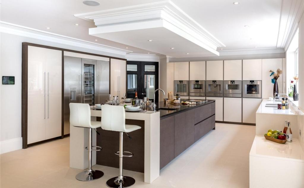 luxury kitchen designs uk 7 bedroom detached house for in torland drive 7304