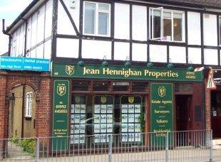 Jean Hennighan Properties, Broxbournebranch details