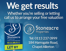 Get brand editions for Stoneacre Properties, North Leeds & City Centre