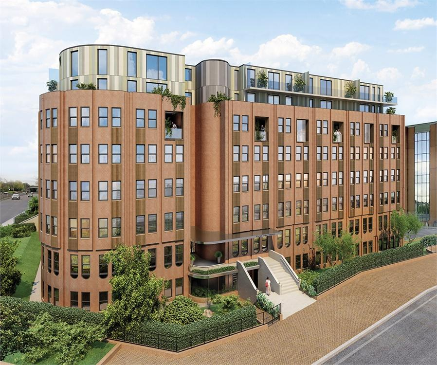 2 Bedroom Apartment For Sale In Plot 52, Verve Apartments