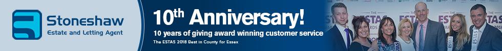 Get brand editions for Stoneshaw Estates, Dagenham