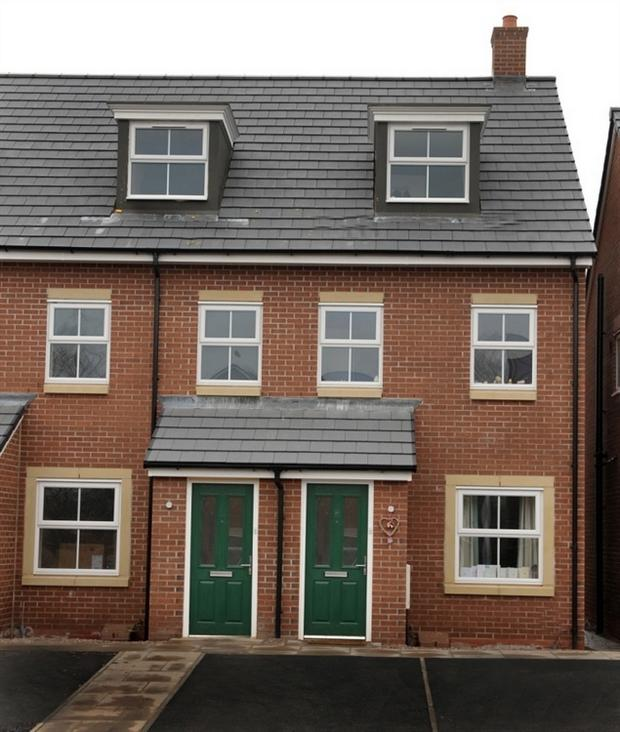 3 Bedroom End Of Terrace House For Sale In The Souter