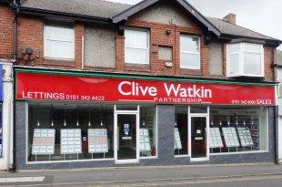 Clive Watkin Lettings, Heswallbranch details