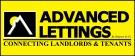 invisible , Advanced Lettings - Ashford logo