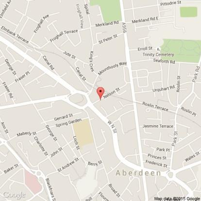 2 bedroom flat to rent in Nelson Street, Aberdeen, AB24 ...