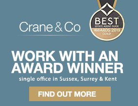 Get brand editions for Crane & Co Estate Agents, Hailsham