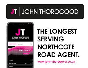 Get brand editions for John Thorogood, London