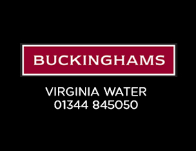 Get brand editions for Buckinghams, Virginia Water