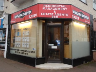 Coulson Management, Bournemouthbranch details