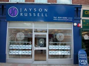 Jayson Russell, Hendonbranch details