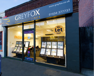 Greyfox Estate Agents, Rainhambranch details