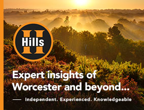 Get brand editions for Hills Estate Agents, Worcester
