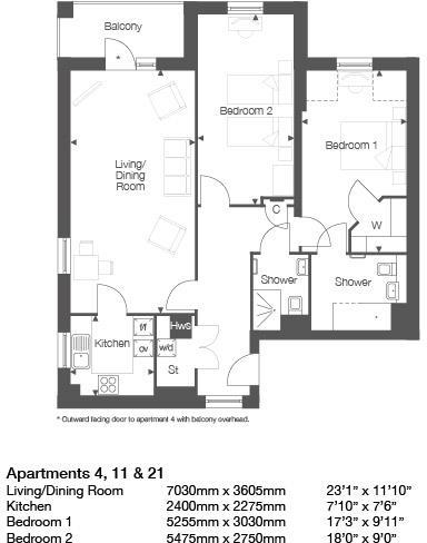 FloorPlan for The An