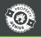 Property Genius, Manchester logo